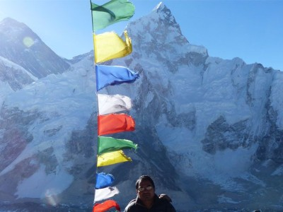 EVEREST BASE CAMP TREKKING- ONCE IN A LIFETIME EXPERIENCE!