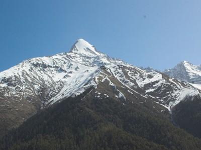 Pisang Peak Climbing - Throngla Pass
