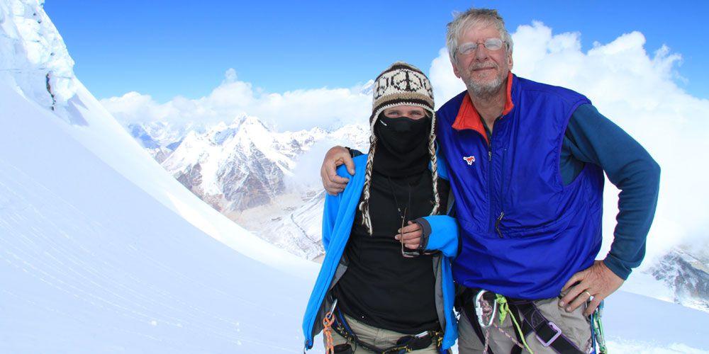 MERA PEAK CLIMBING IS THE BEST FOR BEGINNERS!