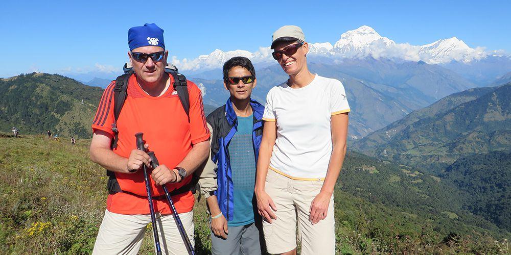 Annapurna base Camp!
