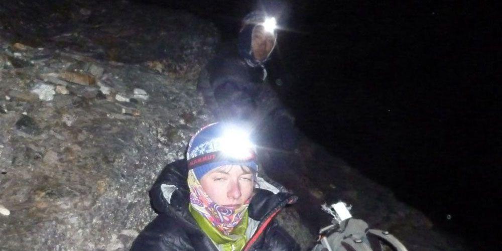 Everest base camp- Island Peak Climbing