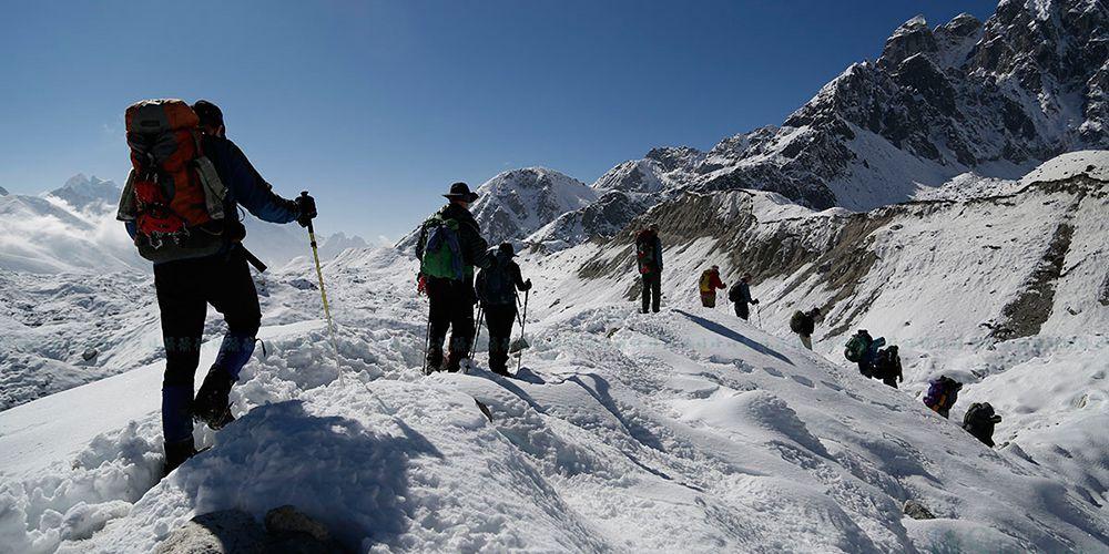 Gokyo Lake- Chola Pass- Everest Base Camp Trekking