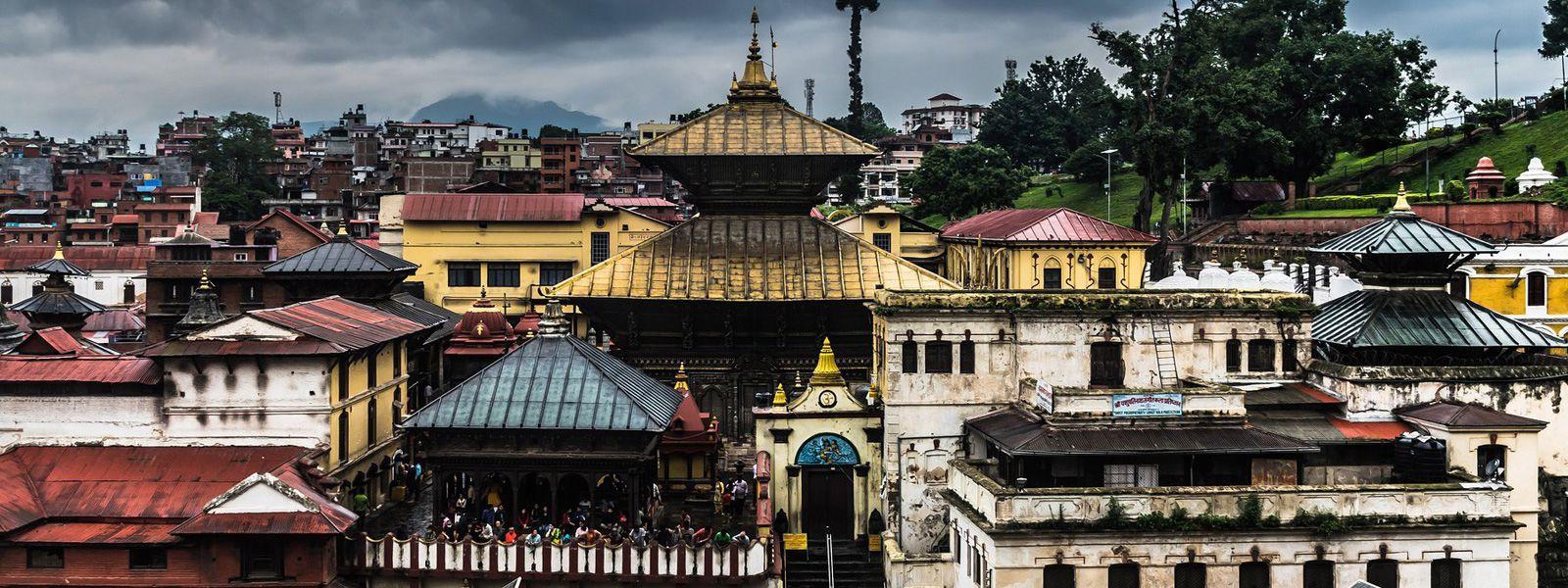 Pashupati Nath Temple (Biggest Hindu Gods)