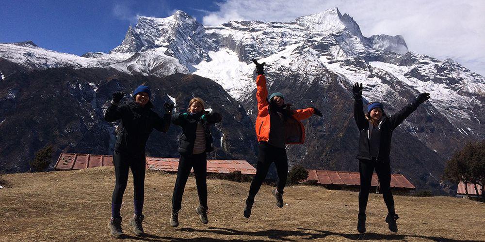 Renjo La Pass Trekking