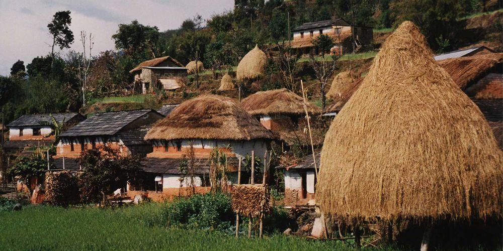 Sirubari Village Tour.