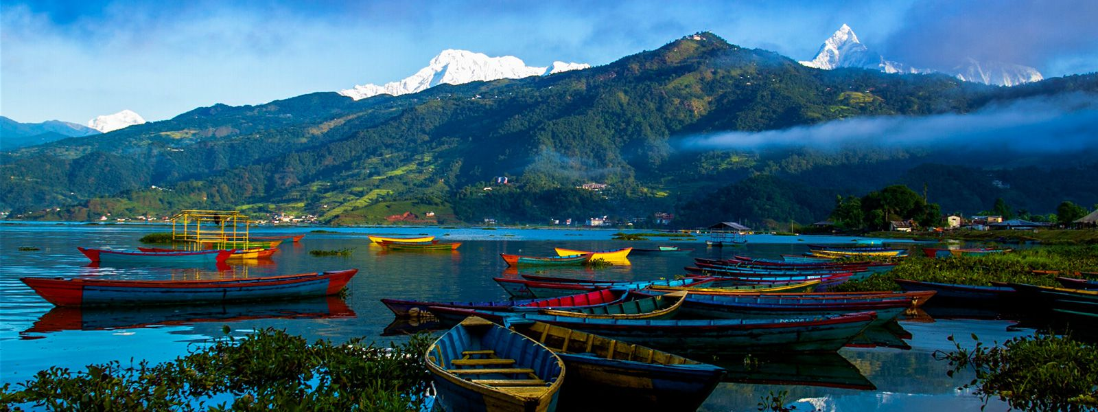 Tour in Nepal.